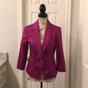 Stunning Purple Blazer